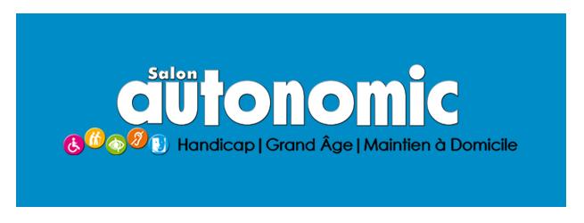 Salons autonomic metz et marseille nino robotics for Salon autonomic 2017